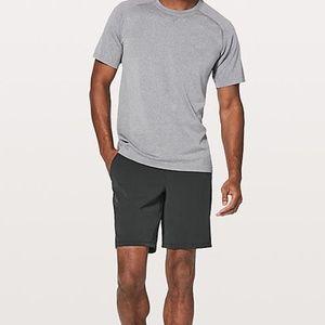 "Other - LULULEMON Men's Linerless Sweat Shorts Black 9"" 2X"